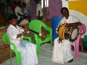 Music in a Wedding-Kovilpatti, TN, India