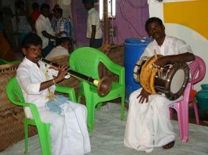 Music in a Wedding-Kovilpatti, TN, India