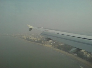 Chennai - Marina Beach from the Sky