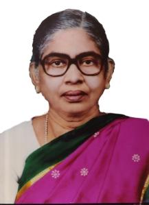 My Mother, (Late) Mrs. Chellathai John Samuel - 08-04-1927 // 17-12-1992