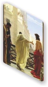 Courtesy: http://commons.wikimedia.org/wiki/File:Ecce_homo_by_Antonio_Ciseri_%282%29.jpg