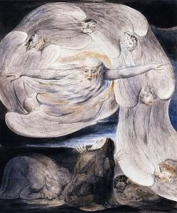 http://commons.wikimedia.org/wiki/File:William_Blake_-_Job_Confessing_his_Presumption_to_God_who_Answers_from_the_Whirlwind_-_WGA02223.jpg