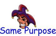 SamePurpose