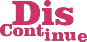 discontinue