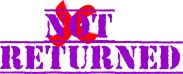 returnednot