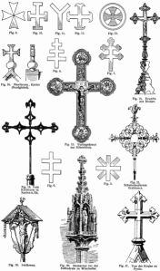 Crosses- Courtesy Wike-media: 353px-L-Kreuz