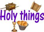 HolyThings
